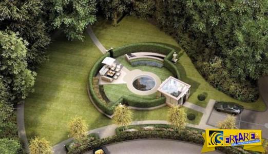 Ένα εντυπωσιακό και υπερπολυτελές σπίτι κάτω από τη γη!