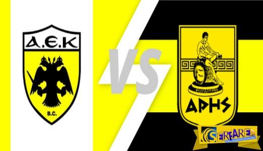 AEK - Aris Live Streaming
