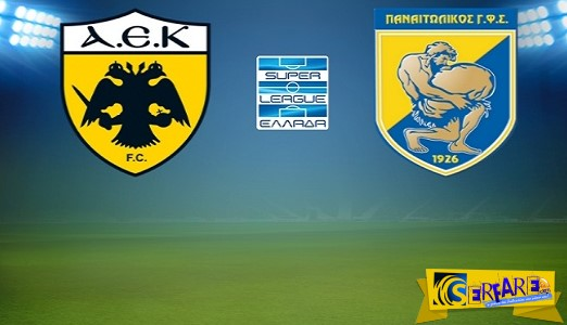 AEK - Panetolikos Live Streaming