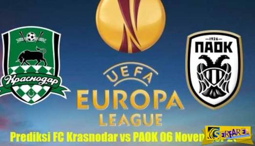Krasnodar - PAOK Live Streaming