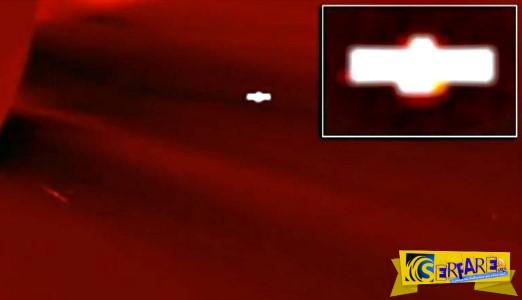 """Άγνωστο αντικείμενο """"συλλαμβάνεται"""" από ειδικές κάμερες κοντά στον Ήλιο!"""