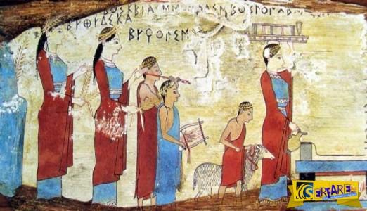 Πώς ακριβώς ακουγόταν η αρχαία ελληνική μουσική; Ακούστε κι εσείς!