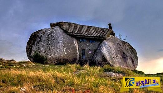 Casa do Penedo: Το σπίτι των… Φλίνστοουνς βρίσκεται στην Πορτογαλία!