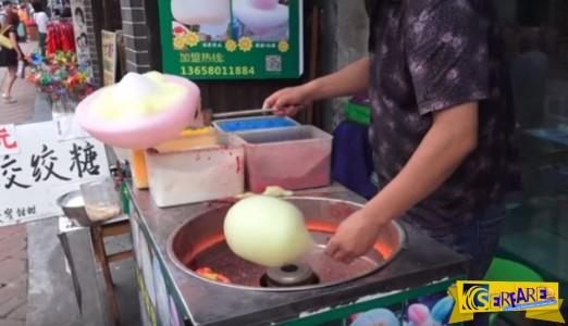 Το βίντεο με το Κινέζικο γλύκισμα που ξεπέρασε τις 1,5 εκ. προβολές και είναι στην κυριολεξία ένα έργο τέχνης
