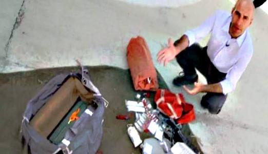 To κιτ επιβίωσης των Ρώσων πιλότων που βομβαρδίζουν τους τζιχαντιστές, σε περίπτωση κατάρριψης του αεροσκάφους