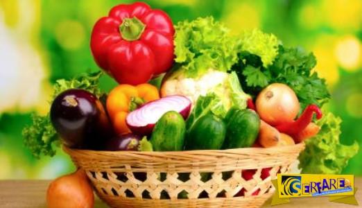 Ποια λαχανικά προστατεύουν από τον καρκίνο του νεφρού!
