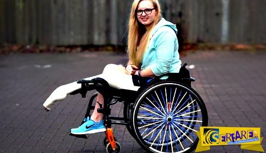 «Σας παρακαλώ, κόψτε μου το πόδι» Η απελπισμένη έκκληση μιας 21χρονης που βρίσκεται σε χρόνιο πόνο ...