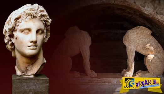 Ο Μέγας Αλέξανδρος πιθανότατα θαμμένος στη δεύτερη αλληλουχία θαλάμων του τάφου της Αμφίπολης!