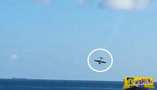 Πιλότος χάνει τη ζωή του μπροστά στα μάτια χιλιάδων θεατών στη Βραζιλία!