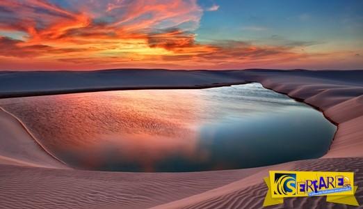 Αποκάλυψη μέσω δορυφόρου: Δίκτυο αρχαίων ποταμών κάτω από τη Σαχάρα!