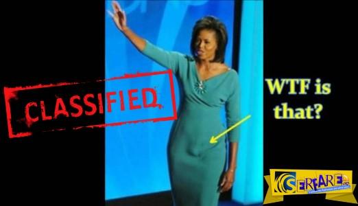 Ο Μπαράκ Ομπάμα παραδέχτηκε ότι η γυναίκα του είναι άνδρας;