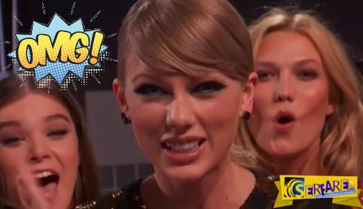 Δεν υπάρχει αυτό το video! Κάποιος ..αερίστηκε την ώρα που μίλαγε η Taylor Swift