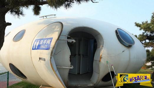 Οι πιο παράξενες τουαλέτες της Κίνας