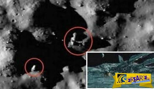 Υπάρχουν εξωγήινοι στο φεγγάρι; Βίντεο που δείχνει ότι δεν είμαστε μόνοι μας στο γαλαξία!