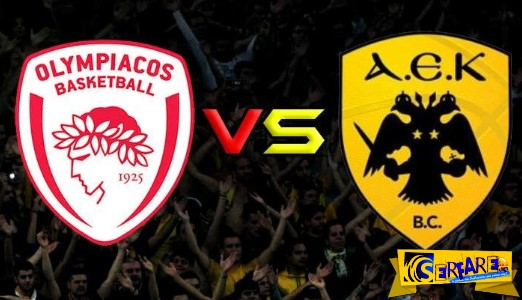 Olympiacos - AEK Live Streaming