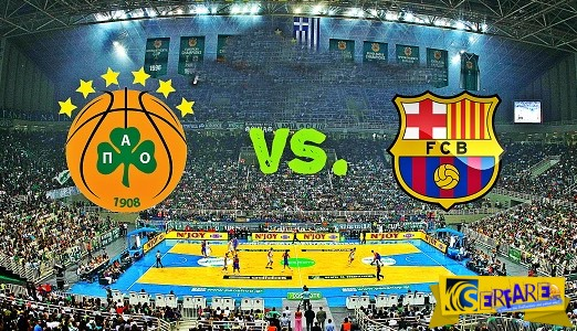Panathinaikos - Barcelona Live Streaming