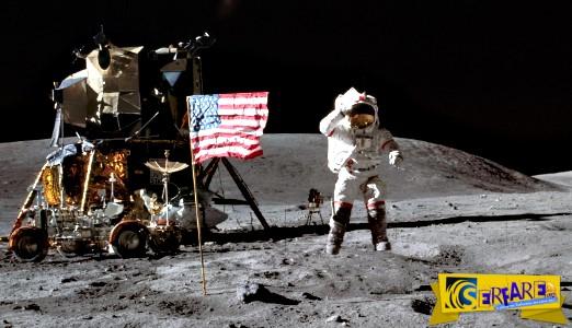 Γιατί ο άνθρωπος δεν πάτησε ποτέ ξανά στη Σελήνη από το 1972;
