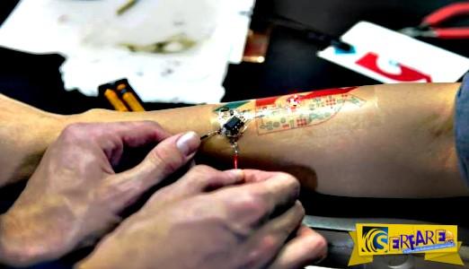 Τα βιομετρικά τατουάζ είναι εδώ! Μόνο που ίσως συλλέγουν παραπάνω πληροφορίες από όσο πρέπει...
