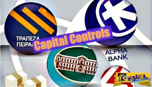 Αυτά είναι τα επόμενα βήματα χαλάρωσης των capital controls!