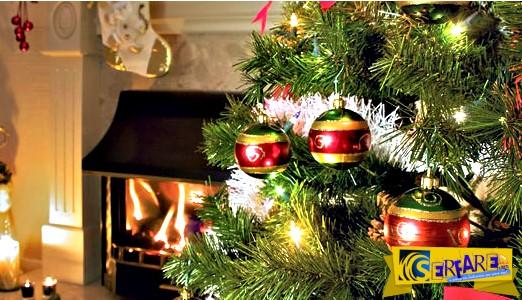 Εσείς το γνωρίζετε; Τί συμβολίζει το Χριστουγεννιάτικο δέντρο;