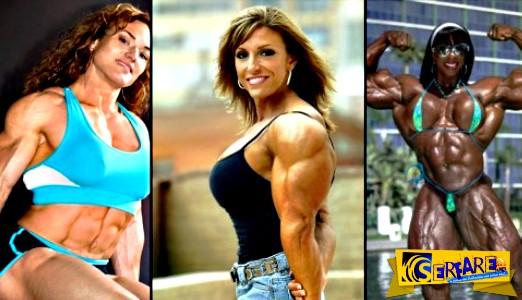 Βodybuilding: 25 σούπερ γυναίκες εθισμένες με τους μυς!