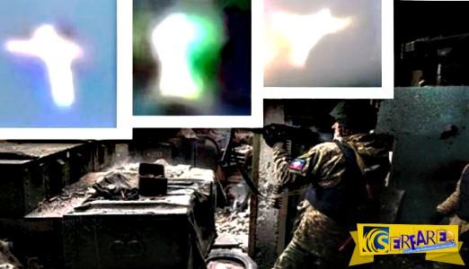 Φωτεινοί σταυροί εμφανίζονται πάνω από πεδία μάχης – Τί να συμβαίνει;