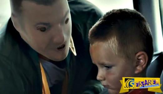 Πώς βλέπουν τα παιδιά τους αλκοολικούς γονείς τους - Το video που συγκλόνισε το Youtube!