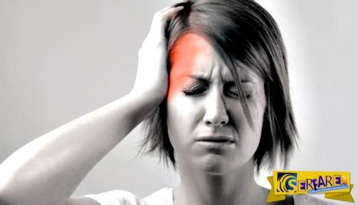 Δέκα τρόποι για να αντιμετωπίσετε του επίμονους πονοκεφάλους! Δεν θα υποφέρετε πια ...