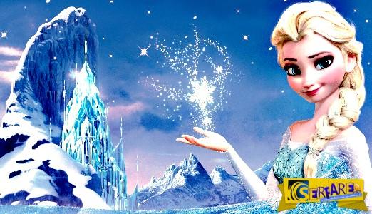 """Θα πάθετε πλάκα! Βρέθηκε η γυναίκα που είναι ίδια η Πριγκίπισσα Έλσα από την ταινία """"Frozen"""""""
