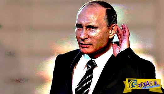 Ο Πούτιν είναι αθάνατος: Η θεωρία συνωμοσίας που κάνει τον γύρο του κόσμου!