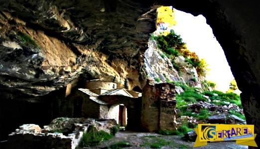Περίεργα φαινόμενα στη σπηλιά του Νταβέλη!