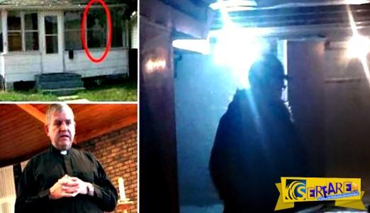 Ανατριχιαστικό βίντεο: Μέσα στο σπίτι των δαιμονισμένων!