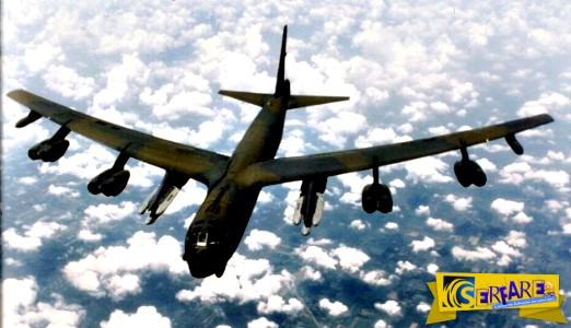 "B-52: Ο ""Χαϊλάντερ"" των αιθέρων που προκάλεσε την οργή της Κίνας"