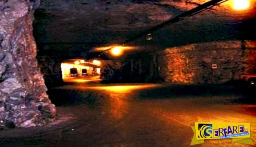 Οι υπόγειες στοές επιβίωσης στην Ελλάδα - Δείτε που βρίσκονται...