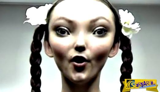 Ανατριχιαστικές διαφημίσεις σε ένα βίντεο! Αντέχετε;