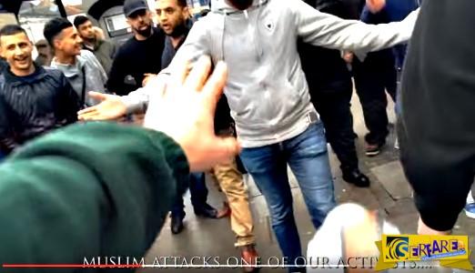 ΒΙΝΤΕΟ-ΣΟΚ: Δείτε τις αντιδράσεις μουσουλμάνων όταν βρίσκονται μπροστά στον Τίμιο Σταυρό!