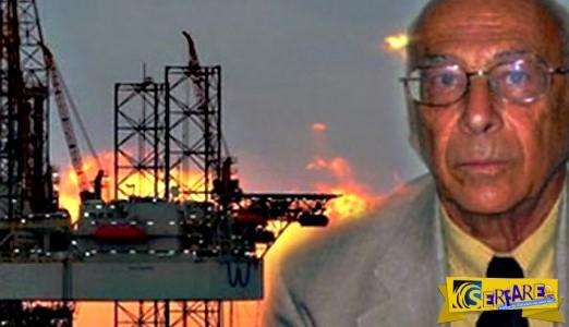 ΑΠΟΚΑΛΥΨΗ BOMBA – ΤΙ ΛΕΕΙ Ο καθηγητής Γεωλογίας, Αντώνης Φώσκολος από τον Καναδά ΓΙΑ ΤΗΝ ΕΛΛΑΔΑ… ΔΙΑΔΩΣΤΕ ΤΟ!