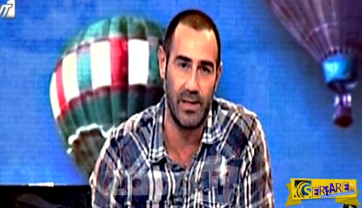 """Ράδιο Αρβύλα: Το """"κομμένο"""" βίντεο και η συγγνώμη του Αντώνη Κανάκη στους τηλεθεατές!"""