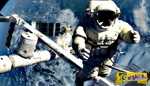 Πώς πάνε οι αστροναύτες τουαλέτα;