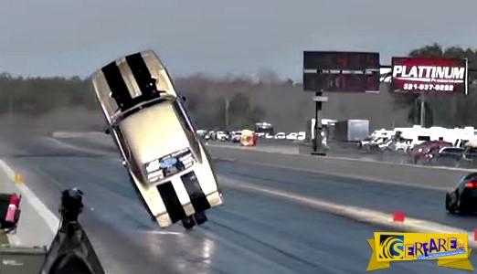 Αναπάντεχα ατυχήματα αυτοκινήτων!