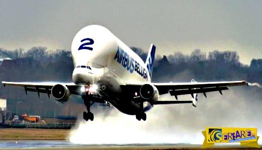 Beluga: Η… φάλαινα των αιθέρων - Το αεροσκάφος που προκαλεί δέος!
