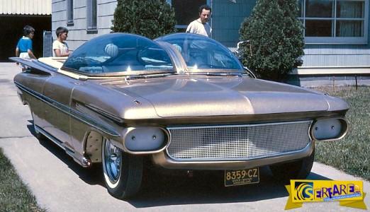 Το φουτουριστικό αυτοκίνητο του 1965 - Με βλέμμα στο μέλλον αλλά χωρίς... μέλλον ...