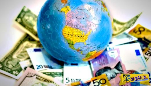 Δείτε που πάνε τα χρήματα όλου του κόσμου