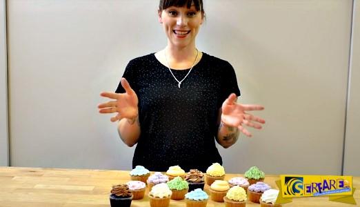 Η «βασίλισσα» των cupcakes που… ρίχνει το ΥouΤube