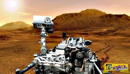 Ανακάλυψε η NASA εξωγήινη συσκευή στον πλανήτη Άρη;