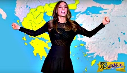 Το αποκαλυπτικό ατύχημα της Ελένης Τσολάκη on air!