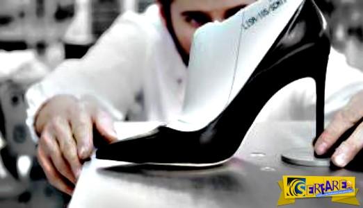 Ο μοναδικός τρόπος που κατασκευάζουν μία γόβα στον οίκο Dior!
