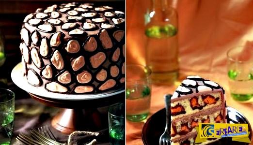 Κέικ λεοπάρ το γλυκό που έχει τρελάνει τους πάντες