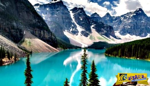 Η λίμνη Μελισσάνη στις 5 πιο εντυπωσιακές λίμνες του κόσμου!