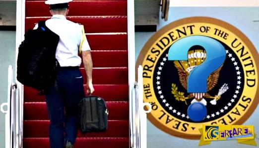 Δείτε τι περιέχει ο μαύρος χαρτοφύλακας που ακολουθεί τον Ομπάμα παντού – Ίδιο έχει και ο Πούτιν